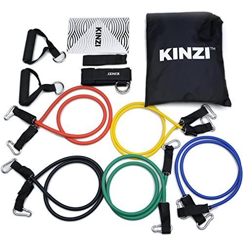 Exercise Bands With Handles Walmart: Best Resistance Bands For Home Training 2019
