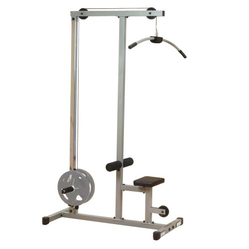 best cable lat pulldown machines to improve back strength