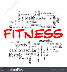 Fitness Terms