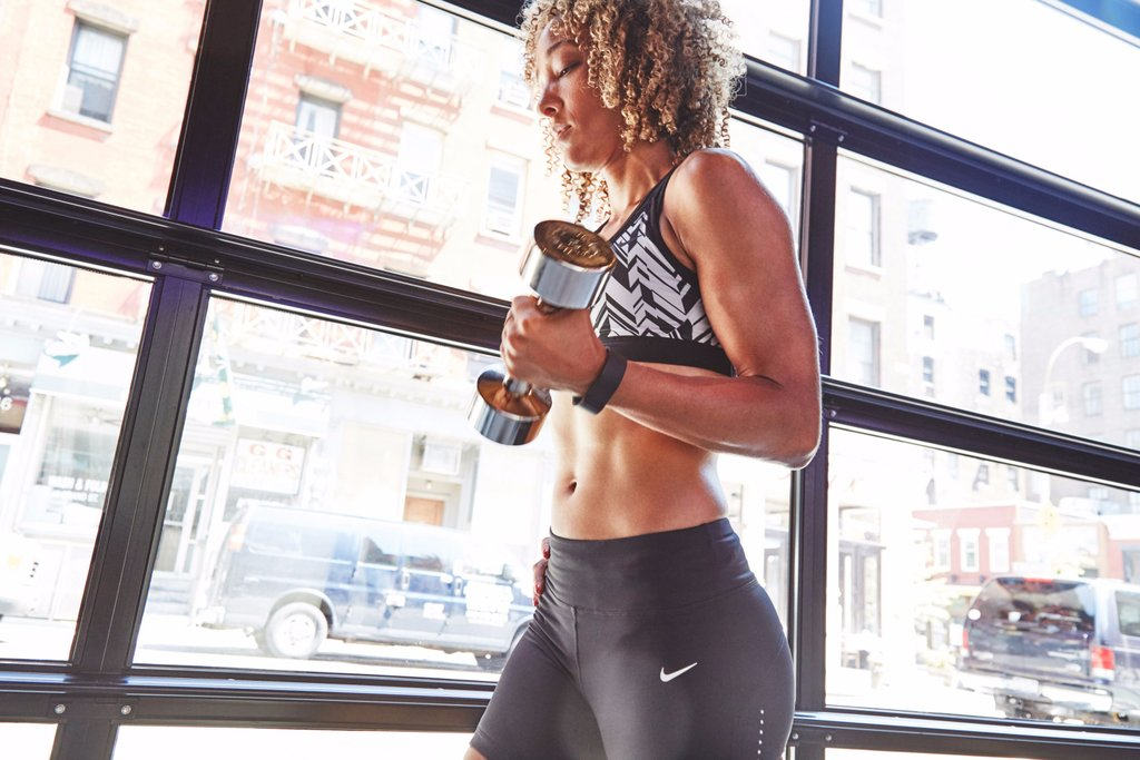 Best Dumbbell Workout Exercises For A Home Gym 2020