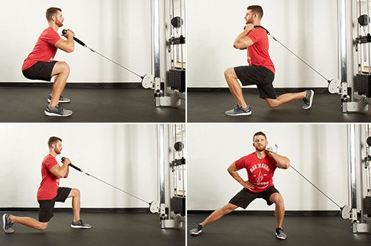 Best Cable Machine Exercises For Health and Performance 2020